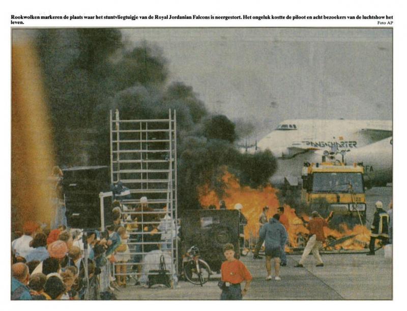 Uit het Nieuwsblad Van Het Noorden van 28 juli 1997