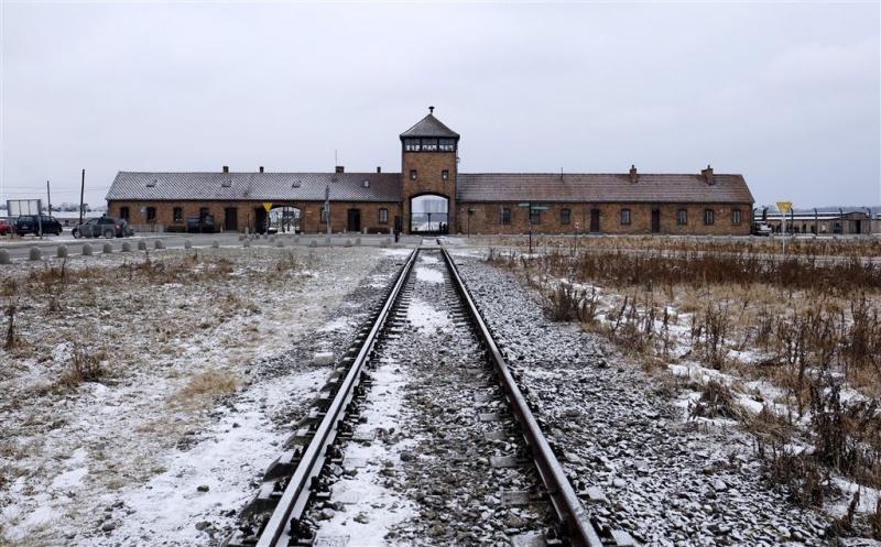 Objecten uit Auschwitz op tournee