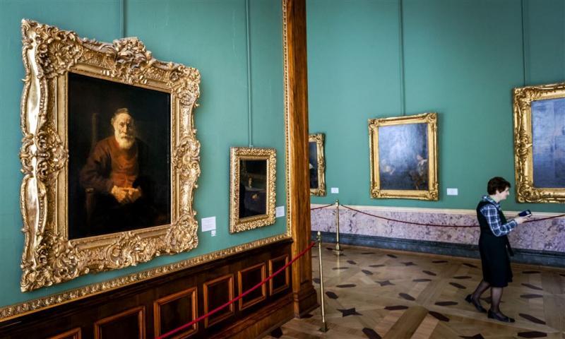 Rembrandt en Picasso samen op tournee