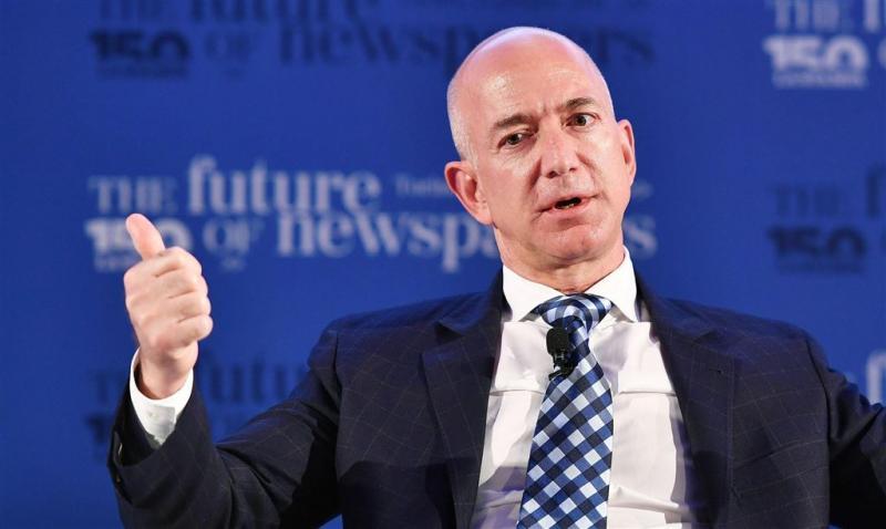 Baas Amazon is rijkste mens ter wereld