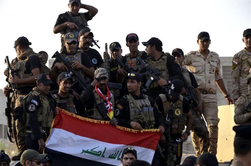 'Oorlogsmisdaden Iraaks leger in Mosul'