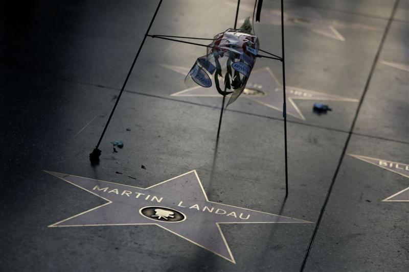 Martin Landau overleed aan interne bloedingen