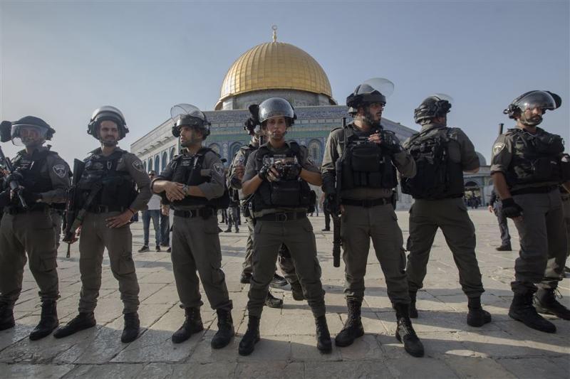 Israël beperkt toegang tot Tempelberg weer