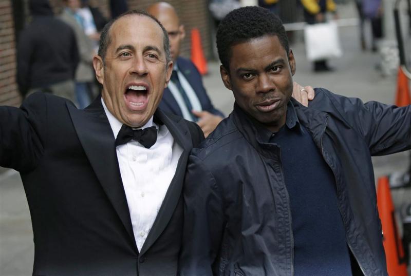 Jerry Seinfeld opnieuw bestbetaalde komiek