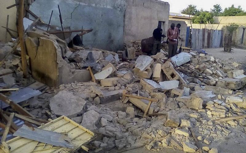 Doden bij zelfmoordaanslag in Nigeria