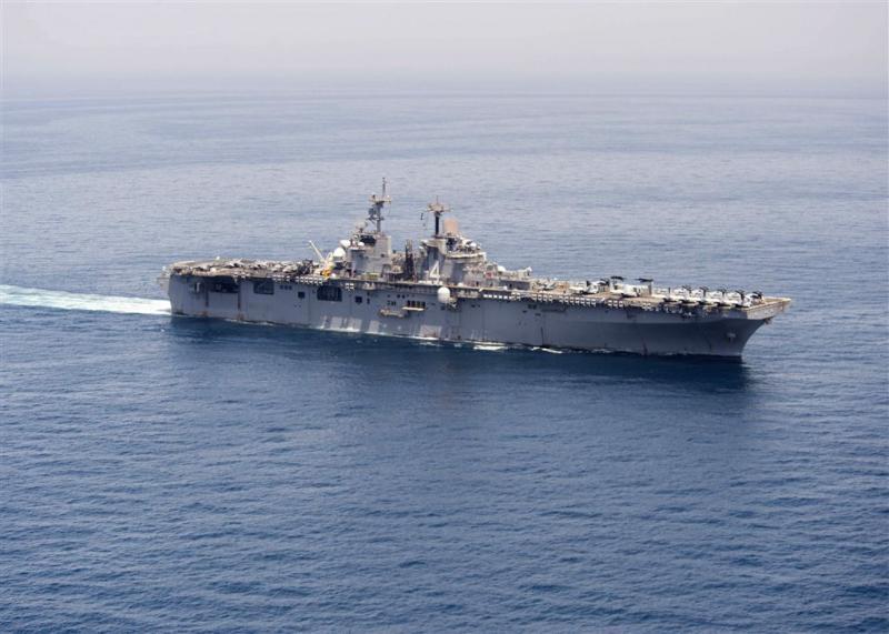 Nieuw incident tussen VS en Iran
