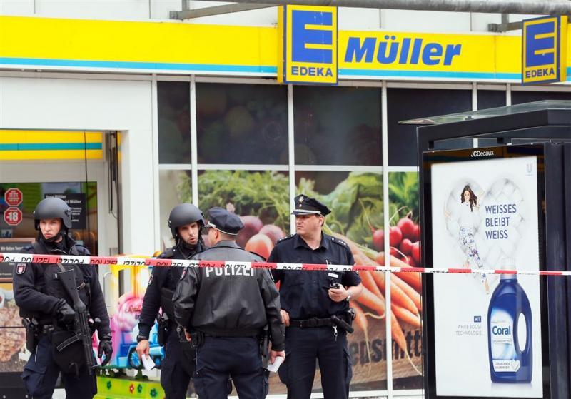 Signalen radicalisering bij aanvaller Hamburg