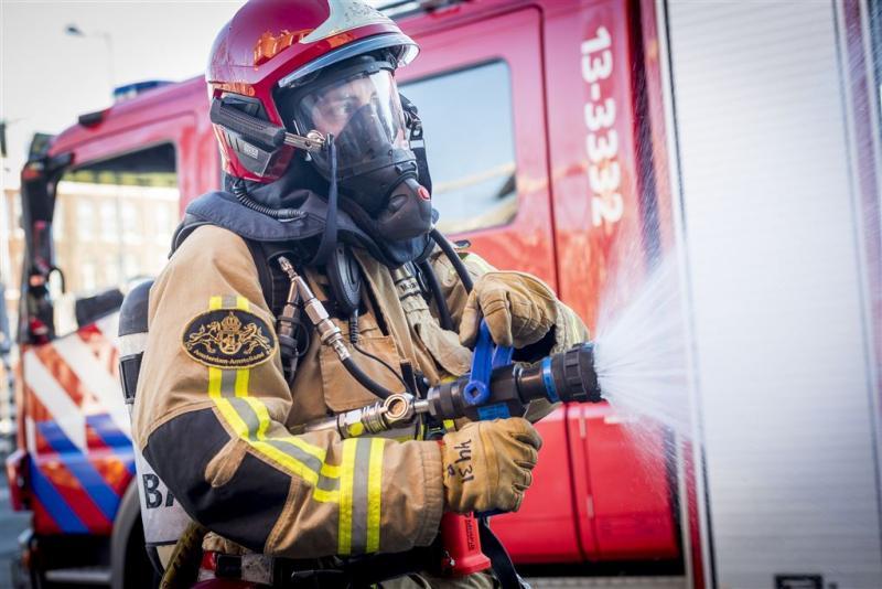 Vrouw steekt na ruzie huis vriend in brand