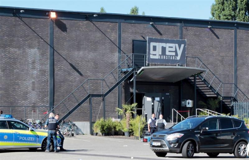 Politie: schietpartij Konstanz geen terrorisme