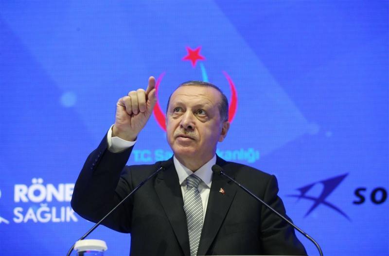 Nederlander vast wegens beledigen Erdogan