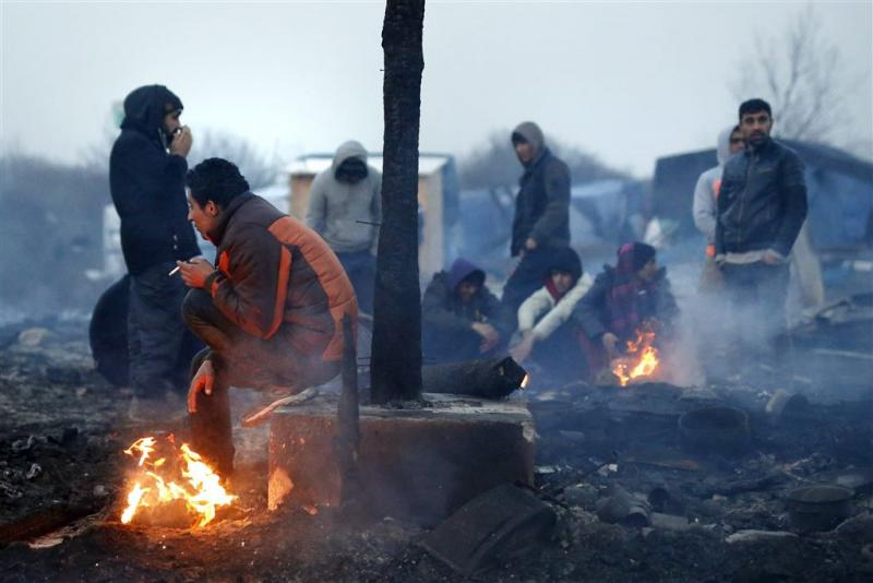 Hof beveelt zorg voor migranten Calais
