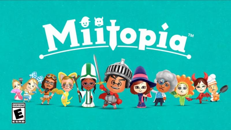 Miitopia Banner