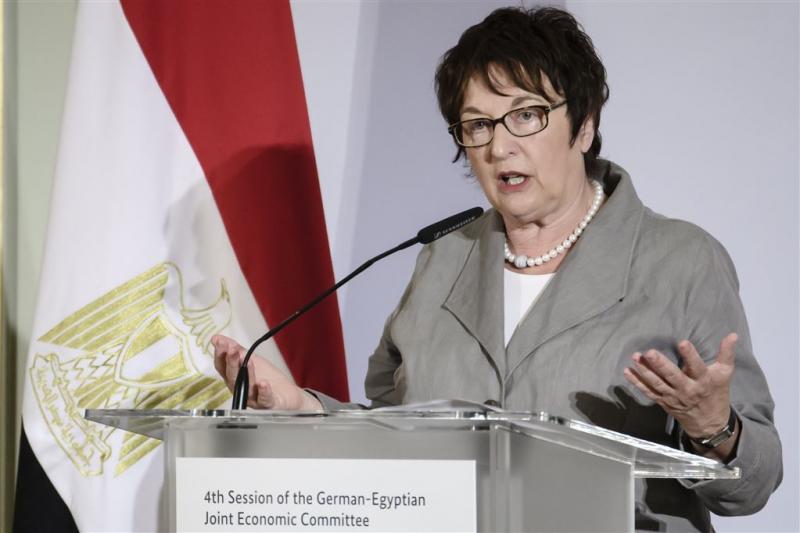 Duitse minister: actie EU tegen sancties VS