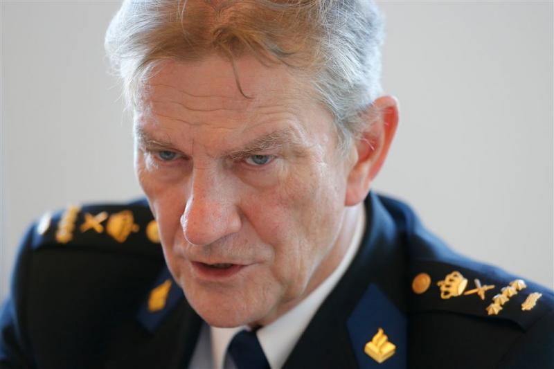 Oud-korpschef Gerard Bouman (64) overleden