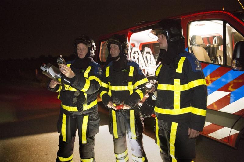 Test discrimineert brandweervrouw niet