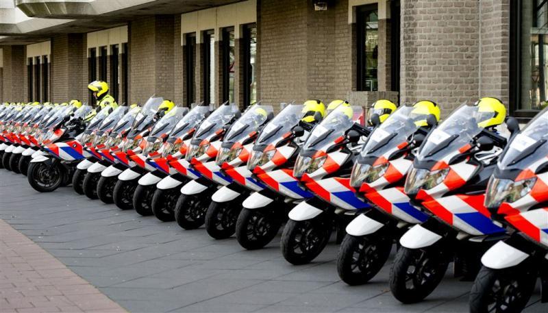 Politie kiest motoren van BMW en Yamaha
