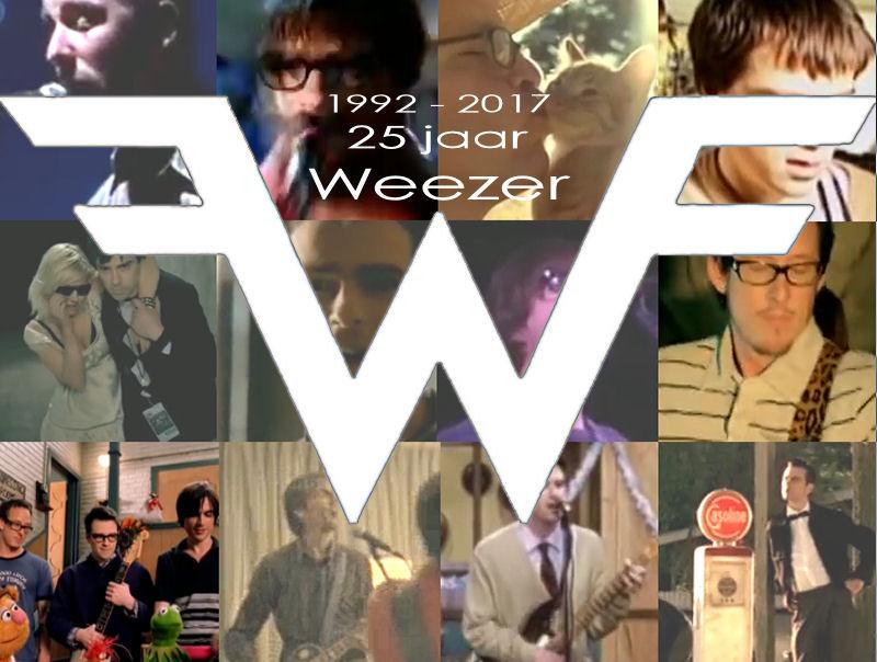 25 jaar Weezer