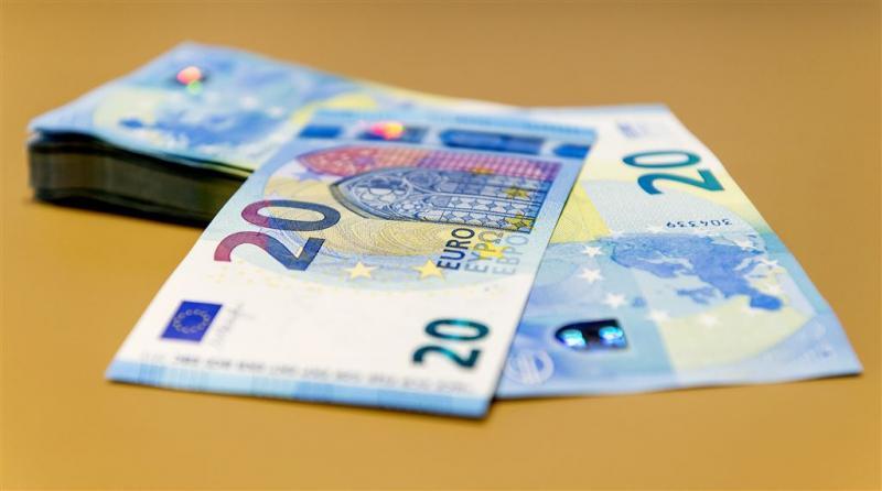 Nederlanders vinden briefje van 20 het mooist