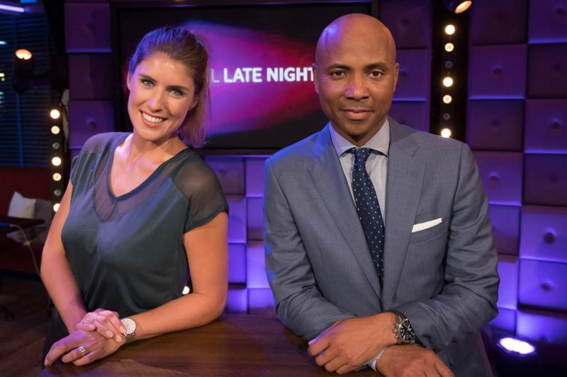 'Marieke Elsinga weg bij RTL Late Night'