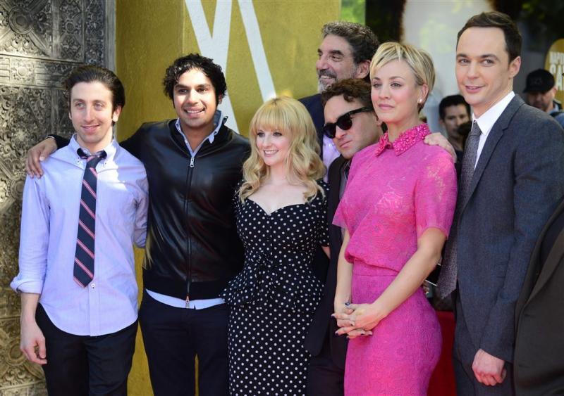 'Big Bang Theory kan stoppen na 12e seizoen'