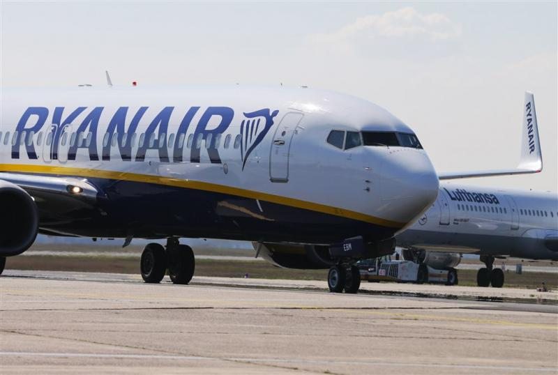 Ryanair vervoert miljardste passagier