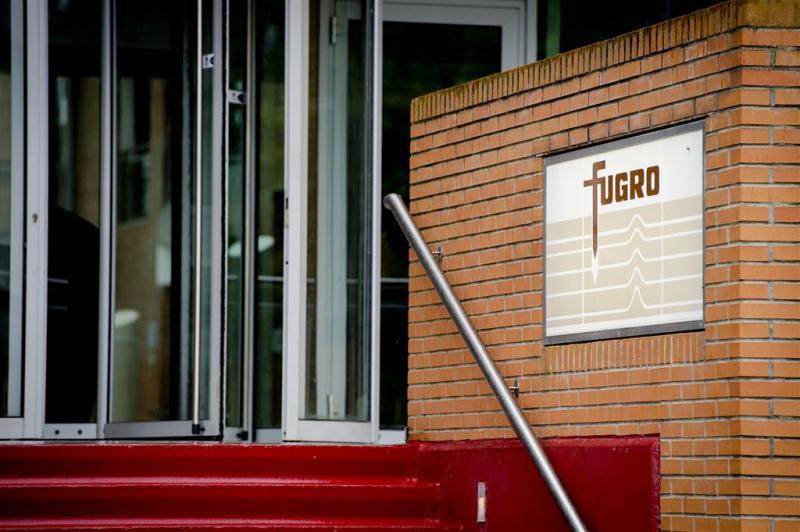 Meer banen bij Fugro op de tocht