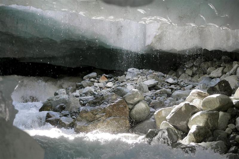 'Zwitserse gletsjers zijn niet meer te redden
