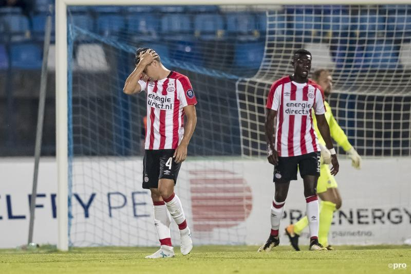 PSV gaat af in Europa League (Foto: Pro Shots/Joep Leenen)