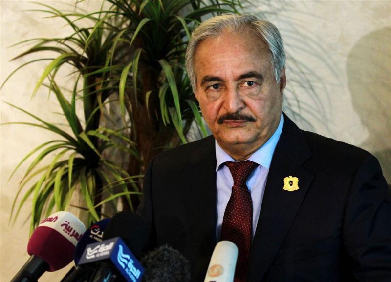 Libische commandant wil schepen weren