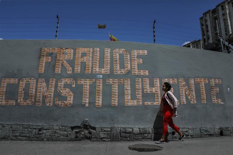 EU erkent nieuwe assemblee Venezuela niet