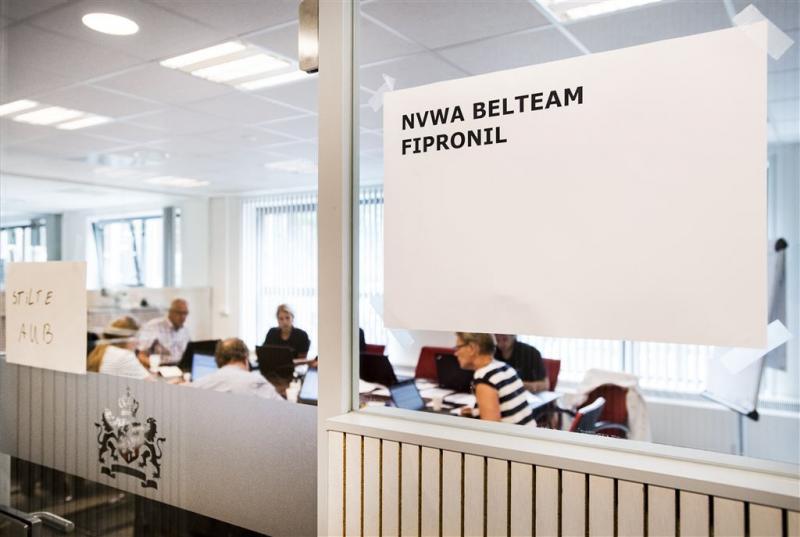 NVWA 'niet overvallen' door kritiek