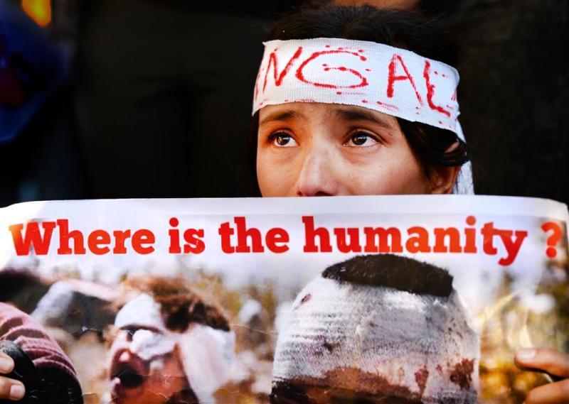 VN: genocide op Yezidi's gaat door