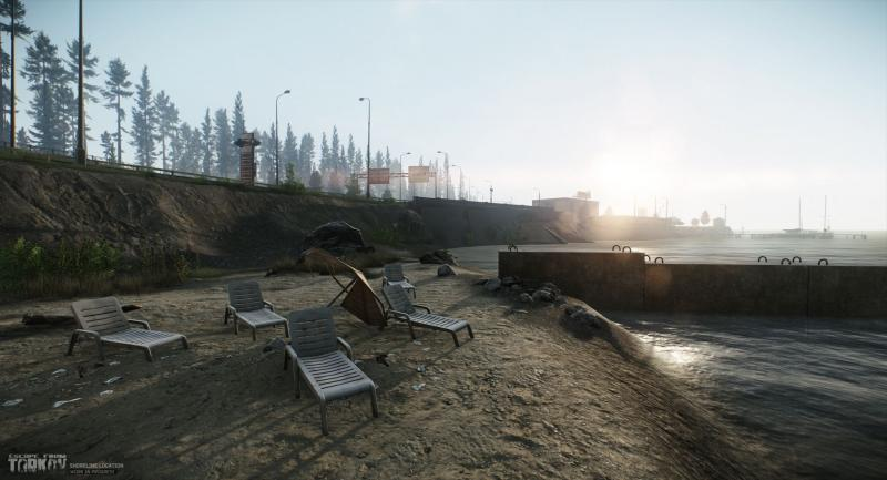 Escape From Tarkov - Strand