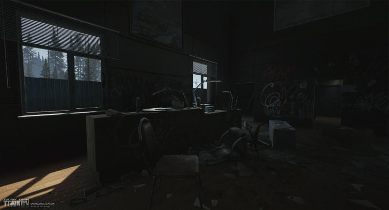 Escape From Tarkov - Kantoor
