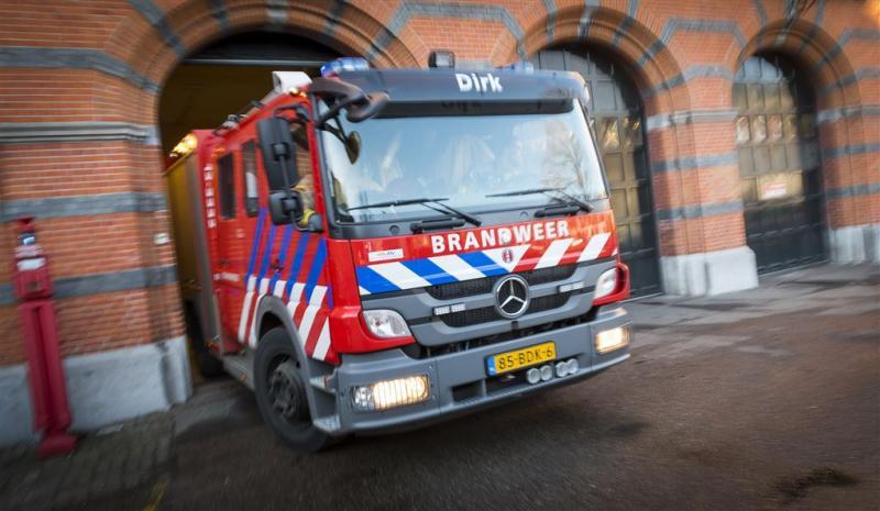 Vrachtwagen uitgebrand A67, trucker vermist