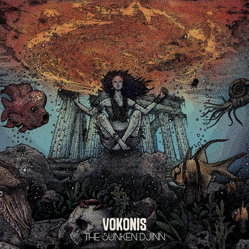 Vokonis - The Sunken Djinn
