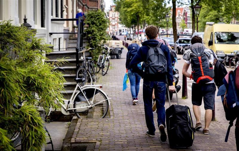 'Airbnb'er overtreedt de 60-dagengrens'