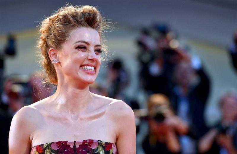 Amber Heard weer vrijgezel