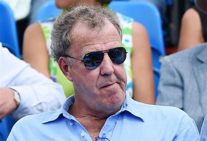 Jeremy Clarkson opgenomen met longontsteking