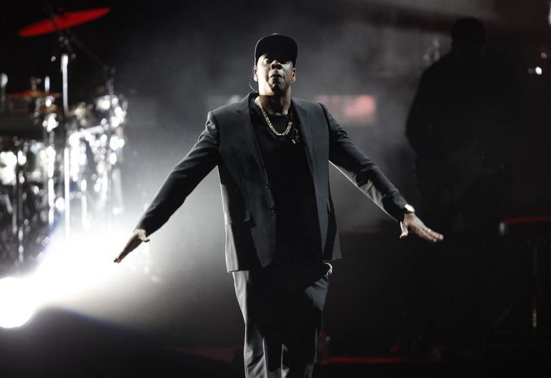 Jay-Z maakt Friends met donkere acteurs