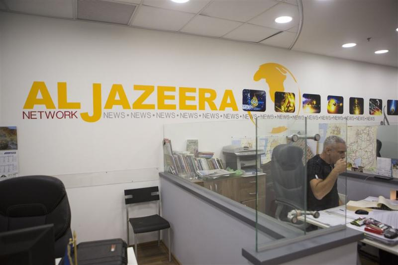 Israël wil Al-Jazeera verbannen