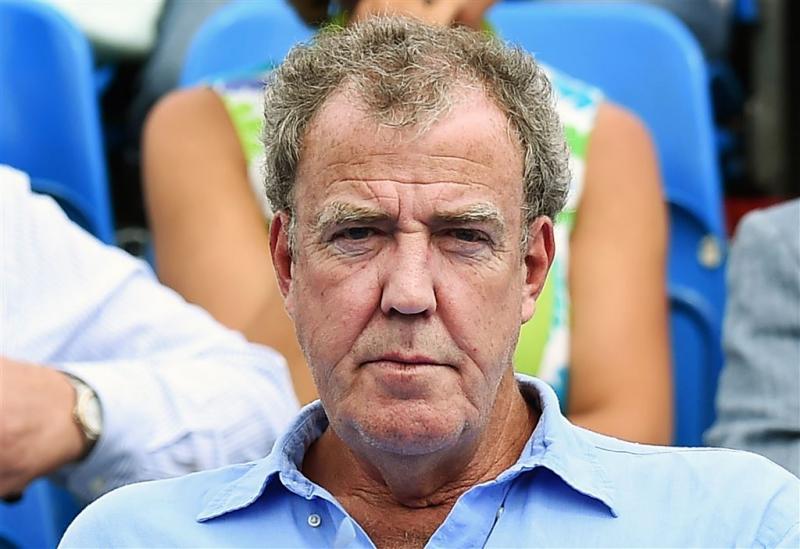 Jeremy Clarkson voorlopig uit roulatie