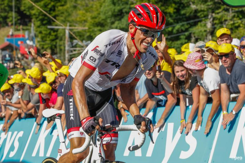 Contador stopt na Vuelta met wielrennen (Pro Shots / George Deswijzen)