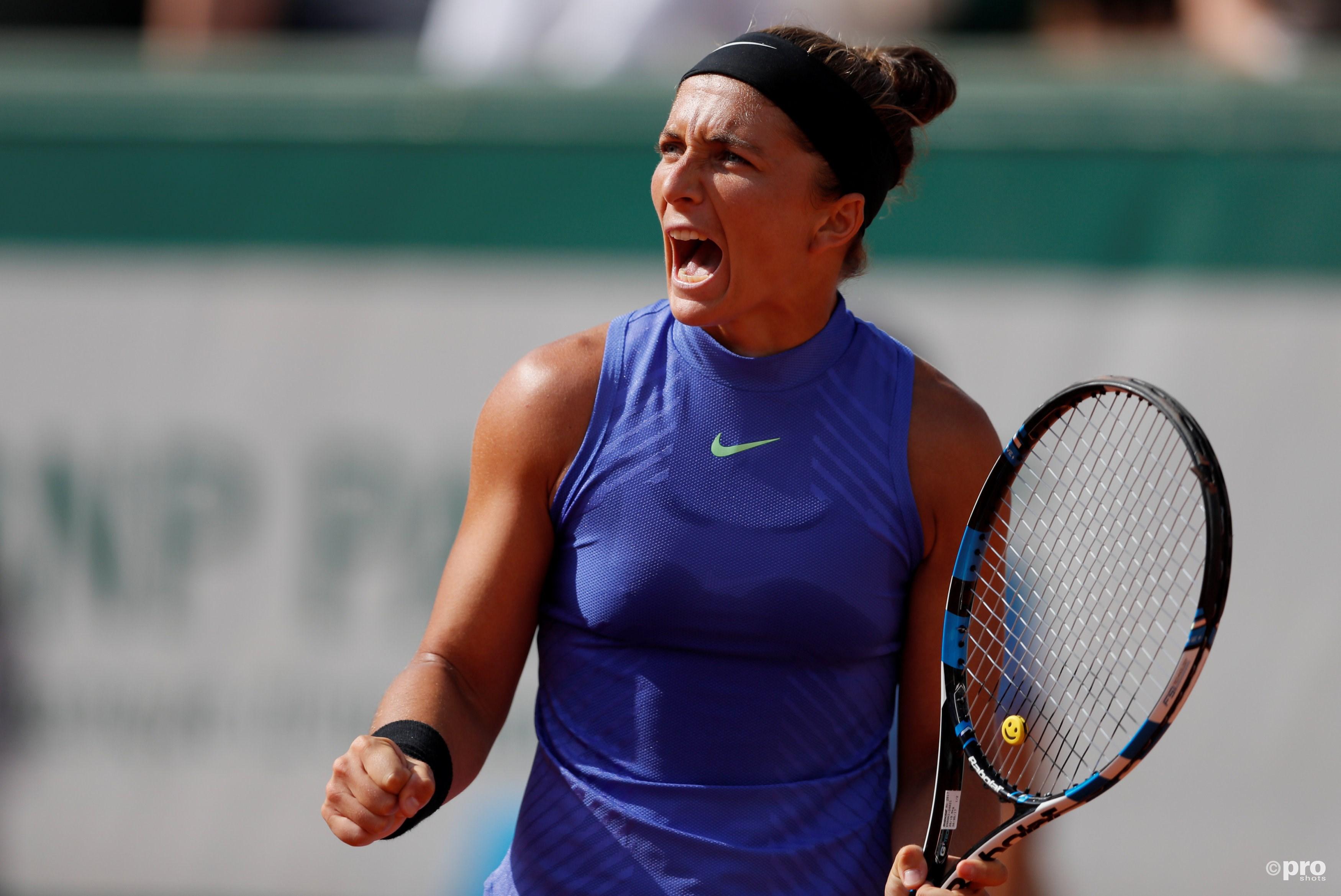 Errani haalde in 2012 nog de finale op Roland Garros (Pro Shots/Action Images)