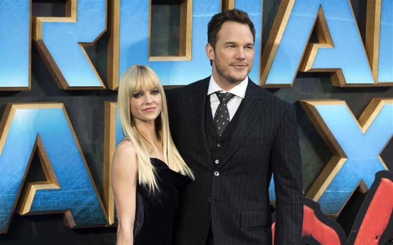 Anna Faris en Chris Pratt gaan uit elkaar