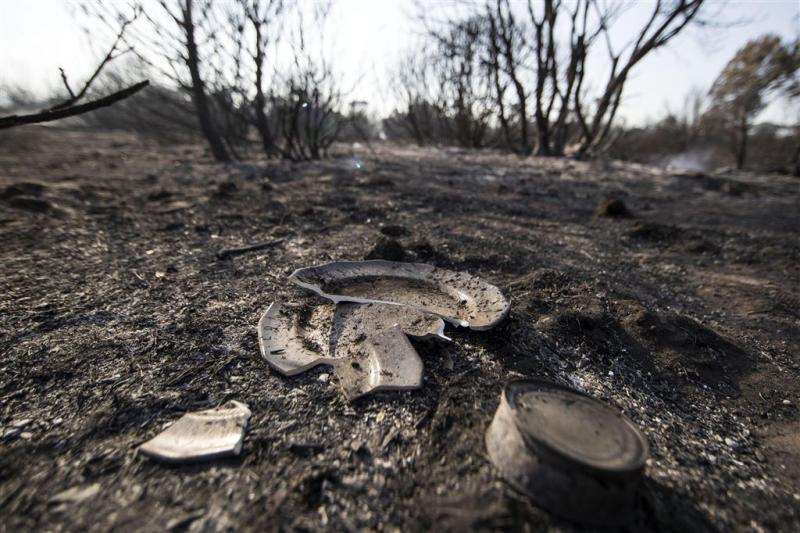 'Brandweer Sicilië stichtte brand voor loon'