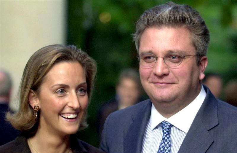 Premier België wil straf voor prins Laurent