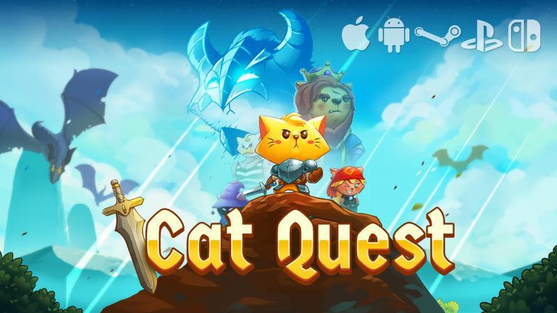 Cat Quest - Poster