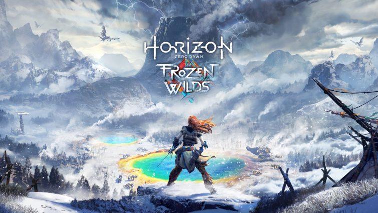 Horizon: Zero Dawn - Frozen Wilds