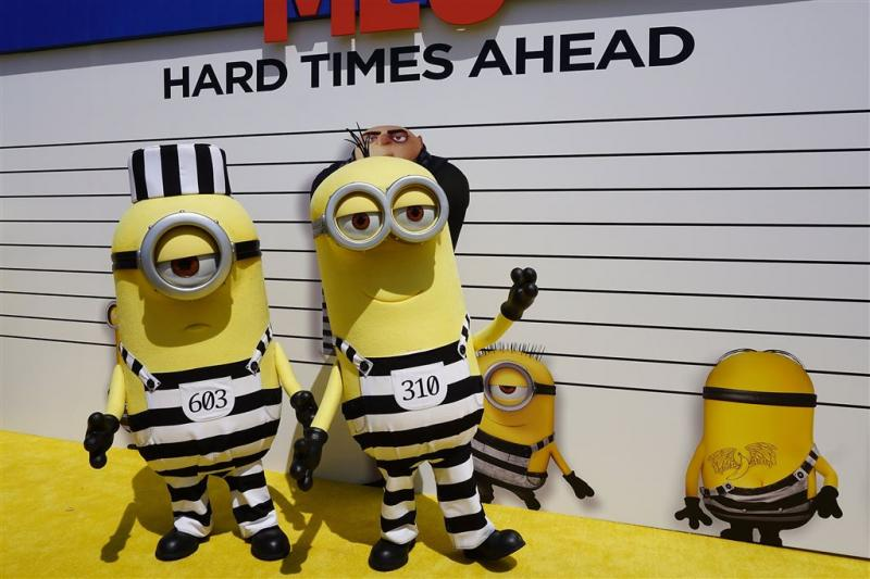 Despicable Me grootste animatiefranchise ooit